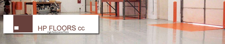 WP Industrial Flooring and HP Floors are specialists in Epoxy's, Antistatic, Chemical Resistant, and Polyurethane Flooring systems - www.hpfloors.co.za